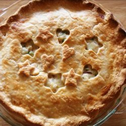 Chicken Pot Pie With 2 Crusts recipe