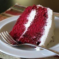 Waldorf-Astoria Red Velvet Cake recipe
