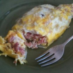 Old Widow Walker's Ziploc Omelettes recipe