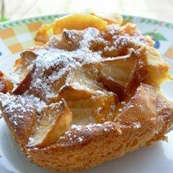Apple or Pear Cake recipe