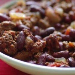 Debbie's Crock Pot Chili recipe