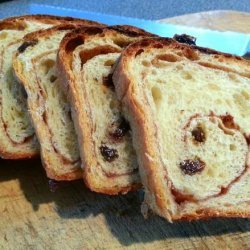 World's Best Cinnamon Raisin Bread (Not Bread Machine) recipe