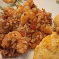 Jambalaya for the Crock Pot recipe