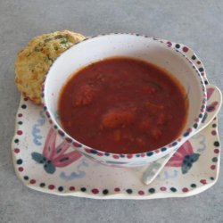 Italian Sausage Vegetable Soup recipe