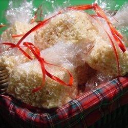 The Original Rice Krispies Treats Squares recipe