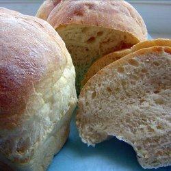 Awesome Homemade Crusty Bread (Bread Machine) recipe