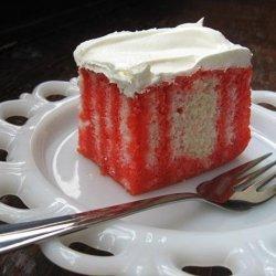 Jello Cake recipe