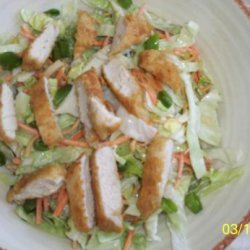 Applebee's Oriental Chicken Salad recipe