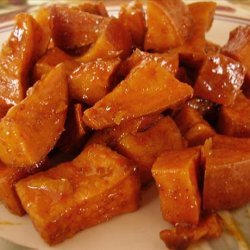 Sweet and Spicy Sweet Potato Bake recipe