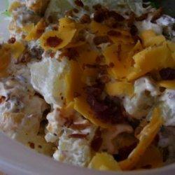 So Yummy Baked Potato Salad recipe