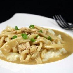 Delicious Homemade Egg Noodles recipe