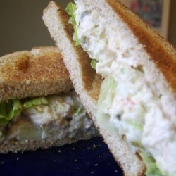 Kittencal's Tuna Salad Sandwiches recipe