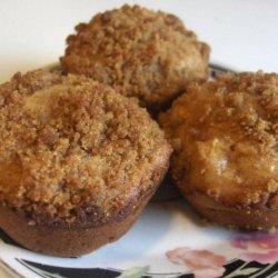 Erna's Apple Pie Muffins recipe