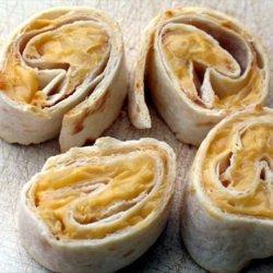 Onion Roll Appetizers recipe