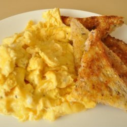 The Lady's Perfect Scrambled Eggs ( Paula Deen ) recipe