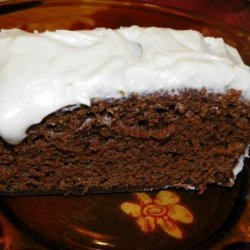 Cream Cheese Icing recipe