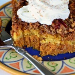 Pumpkin Pie Crunch recipe