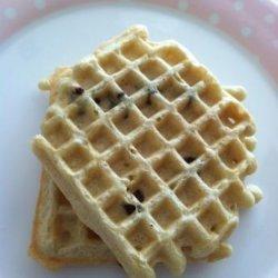 Grandma's Buttermilk Waffles recipe