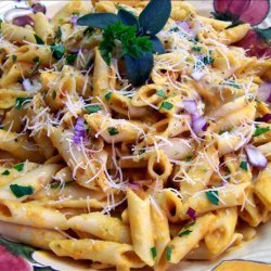 Creamy Pumpkin Pasta recipe