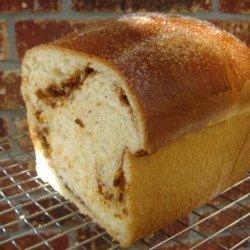 Cinnamon Swirl Raisin Bread - for Bread Machine recipe