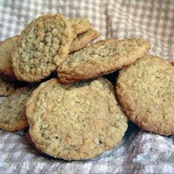 The Very Best Oatmeal Cookies recipe