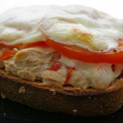 Kittencal's Tuna Melt Sandwich recipe