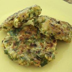 Okra Patties recipe