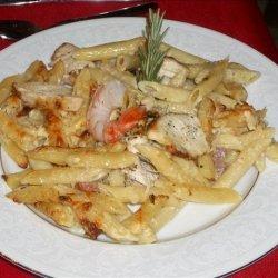Romano's Macaroni Grill Penne Rustica recipe