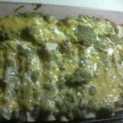 Cottage Cheese Enchiladas recipe