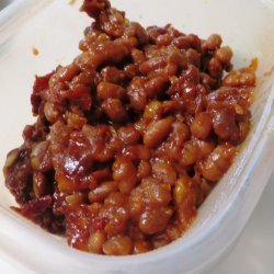 Killer Baked Beans... recipe