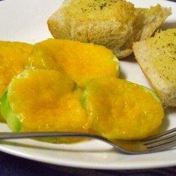 Cheesy Zucchini recipe