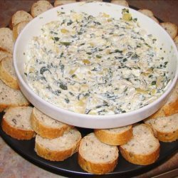 Artichoke Spinach Dip from Olive Garden recipe