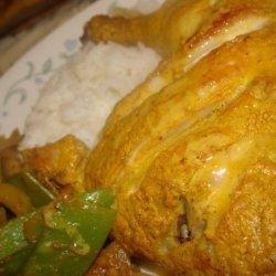 Tandoori Style Chicken recipe