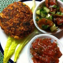 Never Fail Tuna Patties (Salmon Works Too) recipe