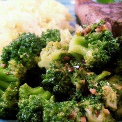 Sauteed Garlic Broccoli - Spicy recipe