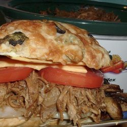 BBQ Pulled Pork Sandwiches (Bar-B-Que Barbecue) recipe
