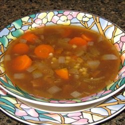 Best Beef Barley Soup recipe