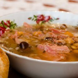 Ham Hocks and Beans recipe