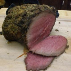 Cross Rib Roast recipe