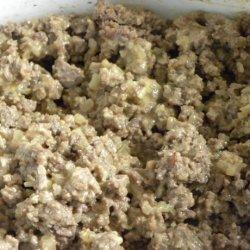 Crock Pot Cheeseburgers recipe
