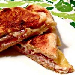 Panini Sandwiches recipe