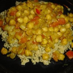 Chickpea Curry (Garbanzos) recipe