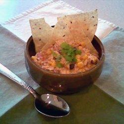 Crock Pot Black Bean Salsa Chicken (Oamc) recipe