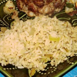 Rice Pilaf with Herbs recipe