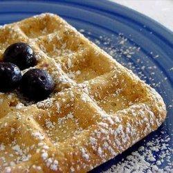 Oatmeal Waffles or Pancakes recipe