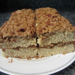 Coffee House Coffee Cake recipe