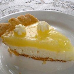 Kittencal's Lemon Cream Cheese Pie recipe