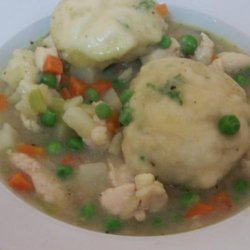 30 Minute Chicken and Dumplings recipe