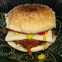 Rachael Ray's Super Scrumptious Sloppy Joes recipe