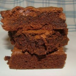 Chocolate Lovers Deluxe Fudgy Brownies recipe